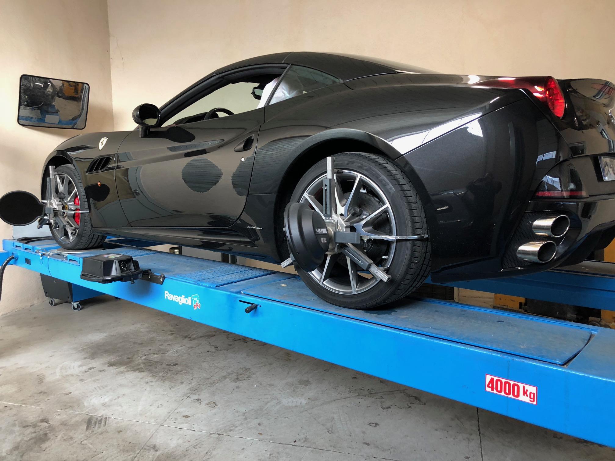 Réparation voiture 69